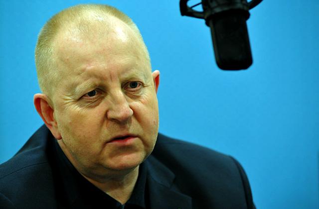 Wojciech Długoborski. Fot. Łukasz Szełemej [PR Szczecin]