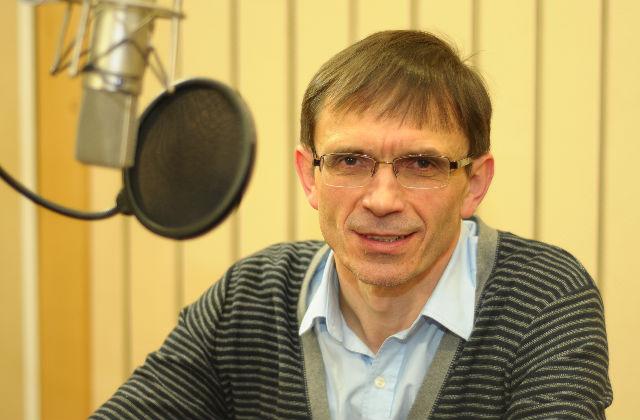Krzysztof Bukiel, Przewodniczący Ogólnopolskiego Związku Zawodowego Lekarzy. Fot. Piotr Sawiński [PR Szczecin]