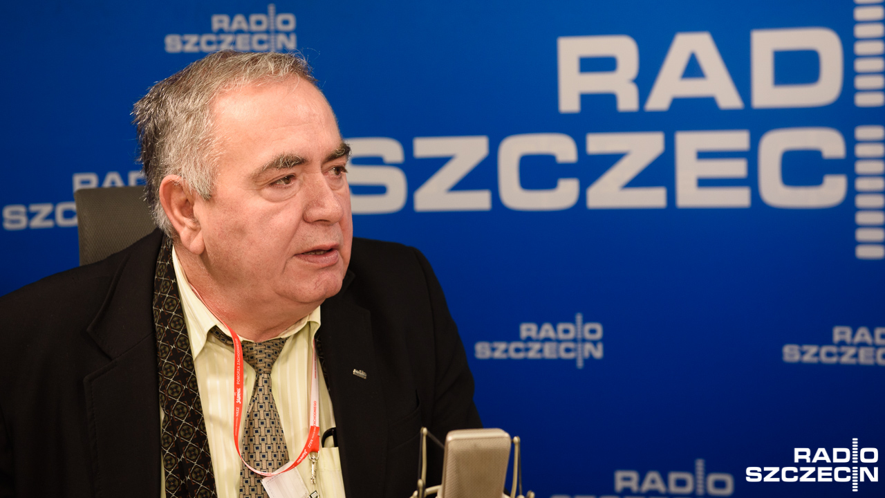 Mieczysław Jurek. Fot. Konrad Nowak [Radio Szczecin]