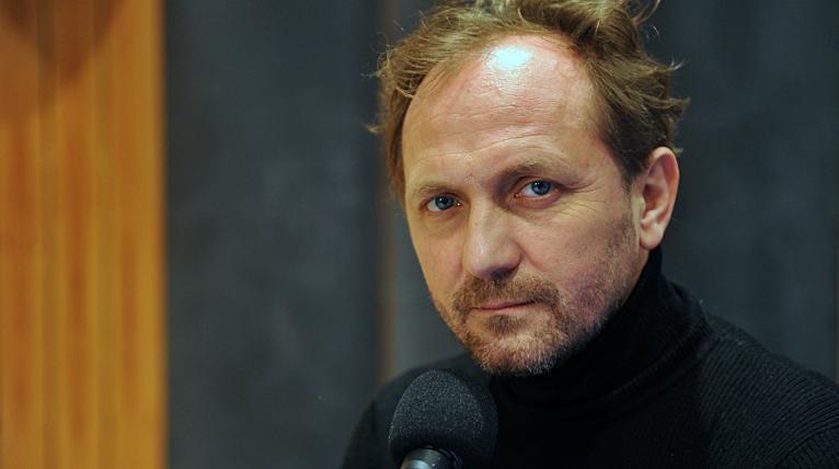 Andrzej Chyra. Fot. Łukasz Szełemej [Radio Szczecin/Archiwum]
