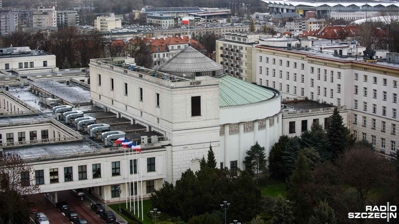 Protestujący w Sejmie nie zgodzili się na wizytę w Domu Poselskim