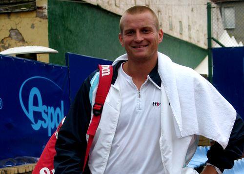 Dawid Olejniczak. Fot. Pani Teresa