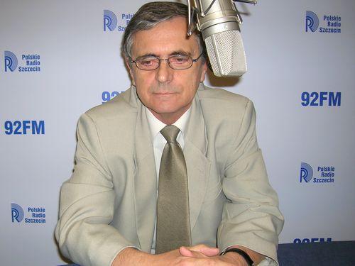 Jacek Sauk. fot. PR Szczecin [ŁSz]