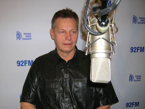 Andrzej Oryl. fot. PR Szczecin [ŁSz]