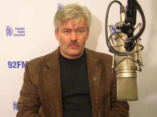 Krzysztof Waszak. fot. PR Szczecin [ŁSz]