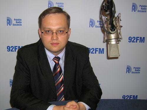 Beniamin Chochulski. fot. PR Szczecin [ŁSz]