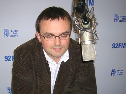 Tomasz Hinc. fot. PR Szczecin [ŁSz]
