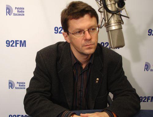 Tomasz Jarmoliński. fot. PR Szczecin [ŁSz]