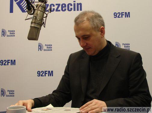 Joachim Brudziński, fot. Archiwum PR Szczecin [ŁSz]
