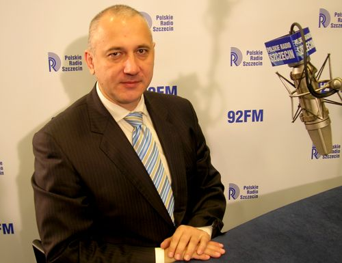 Joachim Brudziński. fot. PR Szczecin [Archiwum]