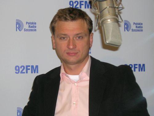 Sławomir Nitras. fot. PR Szczecin [Archiwum]