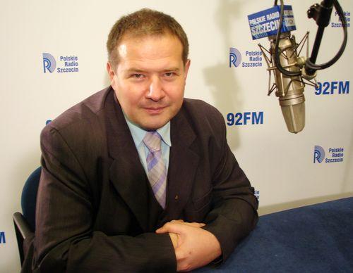Leszek Dobrzyński. fot. PR Szczecin