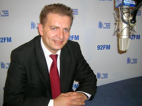 Bartosz Arłukowicz. fot. PR Szczecin