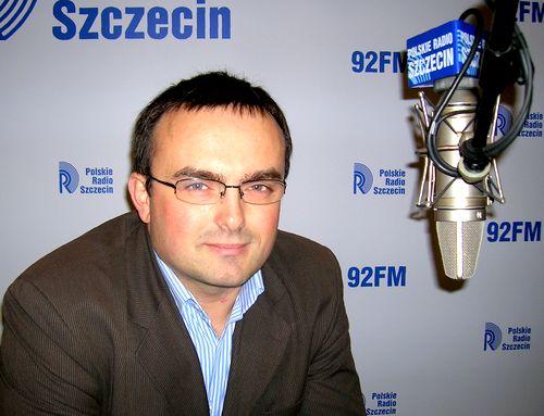 Tomasz Hinc. fot. PR Szczecin
