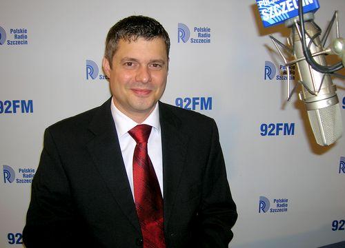 Piotr Kęsik. fot. PR Szczecin