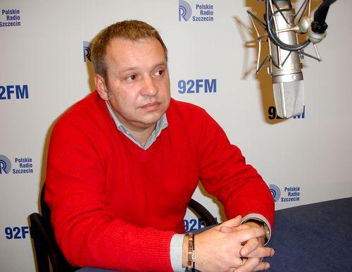 dr Waldemar Urbanik. fot. PR Szczecin