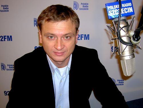 Sławomir Nitras. fot. PR Szczecin