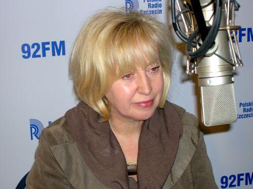 Ewa Nosek. fot. PR Szczecin [PS]