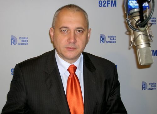 Joachim Brudziński. fot. PR Szczecin [PS]