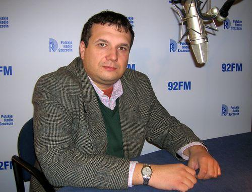 Krzysztof Zaremba. fot. PR Szczecin [Archiwum]