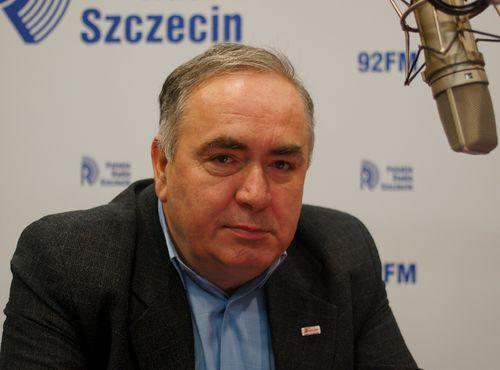 Mieczysław Jurek. fot. PR Szczecin [Archiwum]