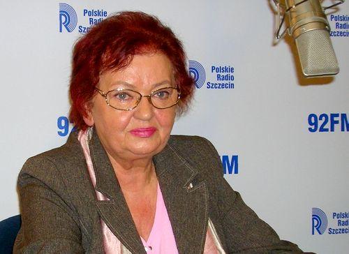 Genowefa Piwońska. fot. PR Szczecin