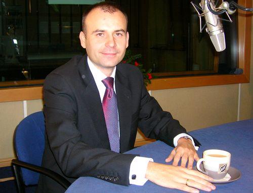 Norbert Obrycki. fot. PR Szczecin