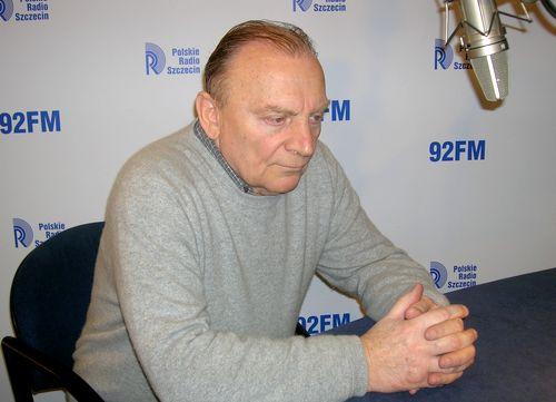 Andrzej Milczanowski. Fot. PR Szczecin