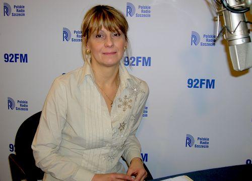 Judyta Lemm. Fot. PR Szczecin