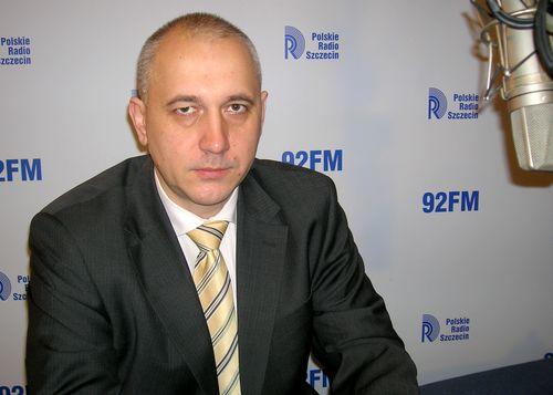 Joachim Brudziński. fot. PR Szczecin
