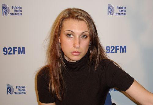 Anna Laskowska. Fot. PR Szczecin
