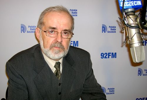 Leszek Duklanowski. Fot. PR Szczecin