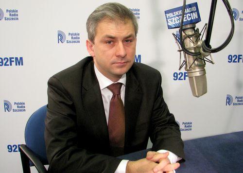 Grzegorz Napieralski. fot. PR Szczecin [Archiwum]