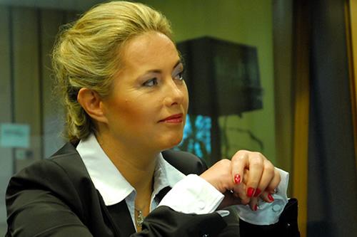 Renata Zaremba. Fot. PRS