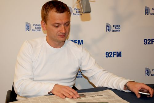 Sławomir Nitras. Fot PRS/Archiwum