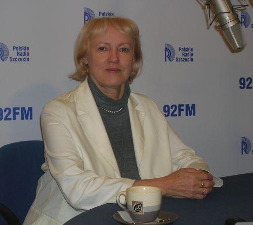 Teresa Lubińska. Fot. PRS