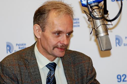 Paweł Bartnik. Fot. PRS