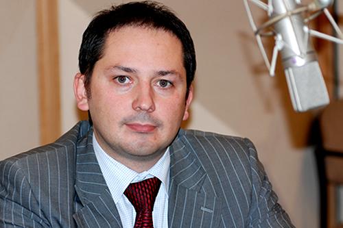 Wojciech Drożdż. Fot. PRS