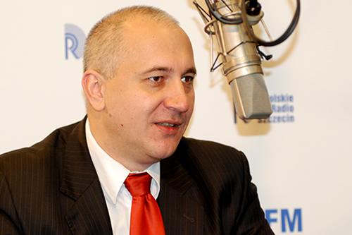 Joachim Brudziński. Fot. PRS