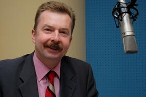 Dariusz Wieczorek. Fot. PRS/Archiwum