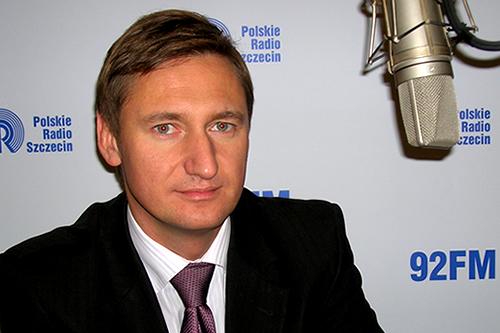 Olgierd Geblewicz. Fot. PRS