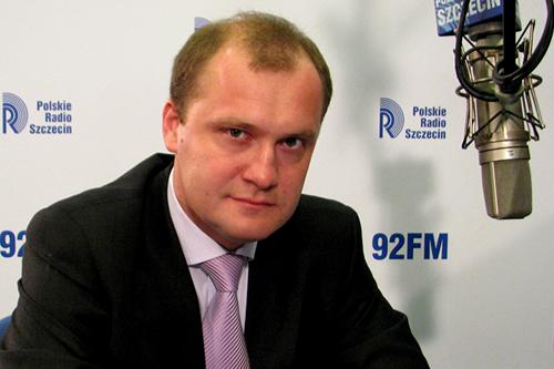 Piotr Krzystek. Fot. PRS/Archiwum