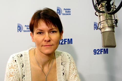 Anna Kornacka. Fot. PRS
