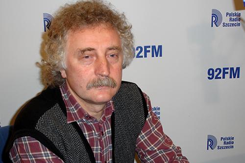 Longin Komołowski. Fot. PRR/Archiwum