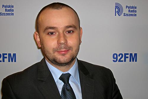 Paweł Mucha. Fot. PRS