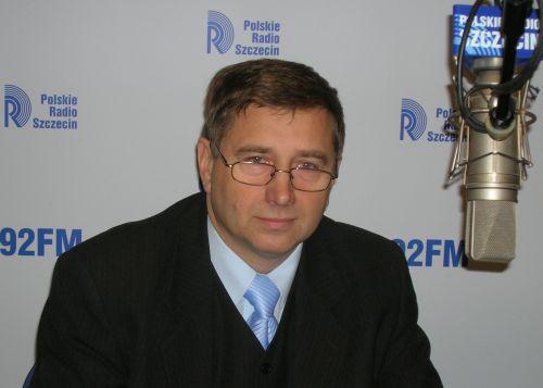Andrzej Chmielewski. Fot. PK [PRS]