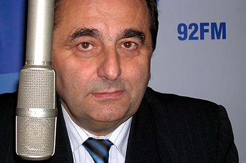 Janusz Żmurkiewicz. Fot. PRS