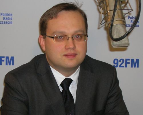 Beniamin Chochulski. Fot. PRS
