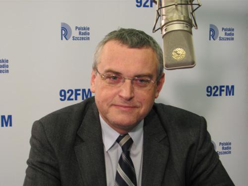 Artur Trzeciakowski. fot PRS