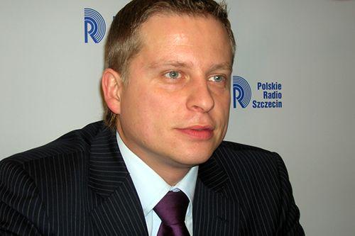 Paweł Gzyl. Fot. PR Szczecin/Archiwum